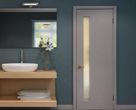 卫生间安装门,卫浴门能安装木门吗?