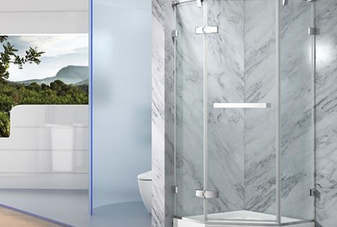 淋浴房安装|淋浴房地面做法哪个好