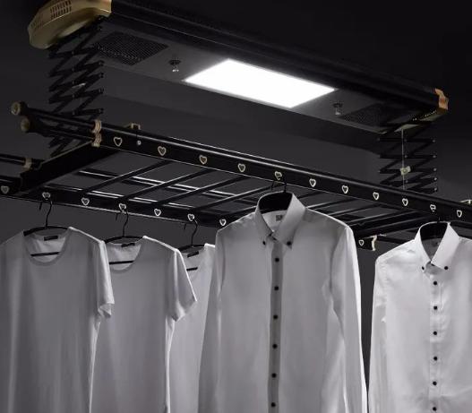 高效杀菌除螨的晾衣架选购安装推荐