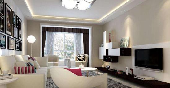 客厅窗帘什么颜色好?