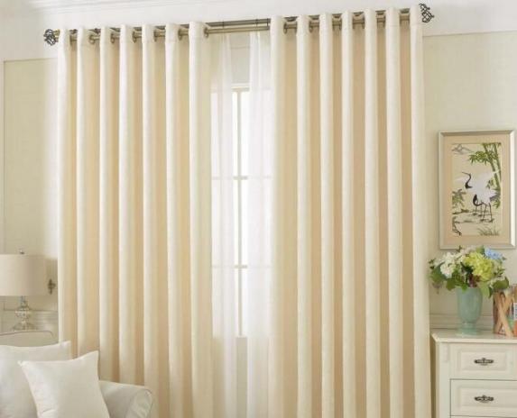 怎么窗帘选购,客厅窗帘要装纱吗?