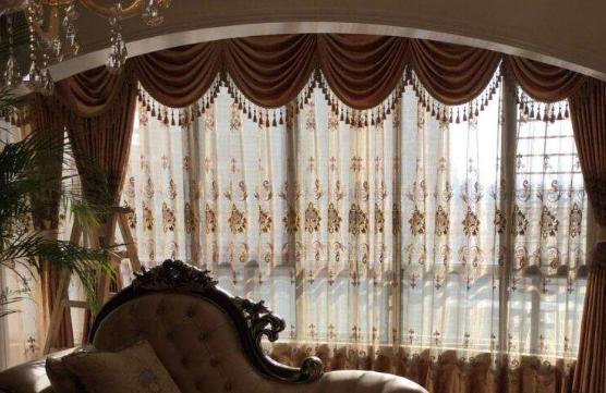 怎么窗帘选购,窗帘布艺如何搭配才好看?