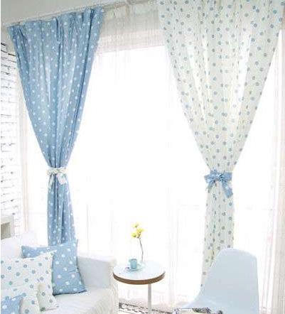 简约风格窗帘哪种好看?
