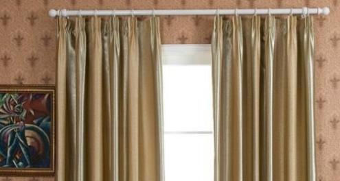 怎么窗帘选购,常见的三种窗帘风格