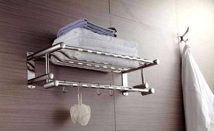 卫浴五金挂件安装,靠的不是蛮力而是脑子。