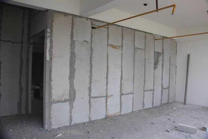 常用的隔墙板怎么分类和安装?本文作了详细介绍