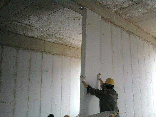 关于轻质隔墙板的安装知识你了解多少?奇兵到家帮你解答