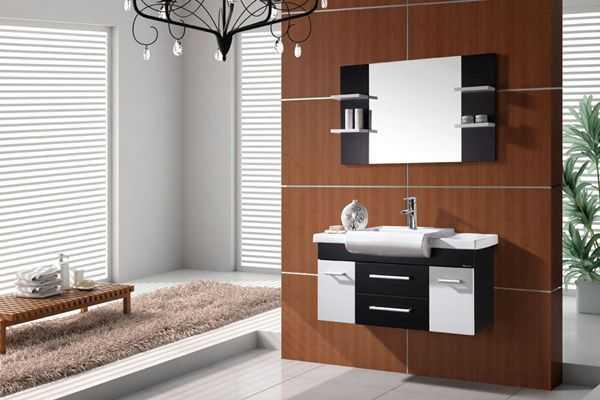浴室柜选购和安装技巧,好与坏全在这两个环节上门了。