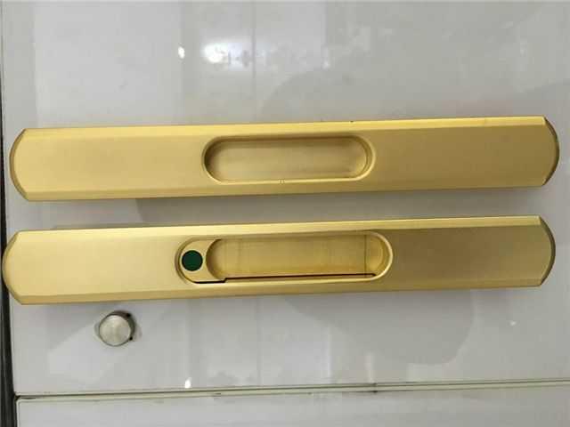 推拉门锁类型以及相关安装方法介绍,建议收藏