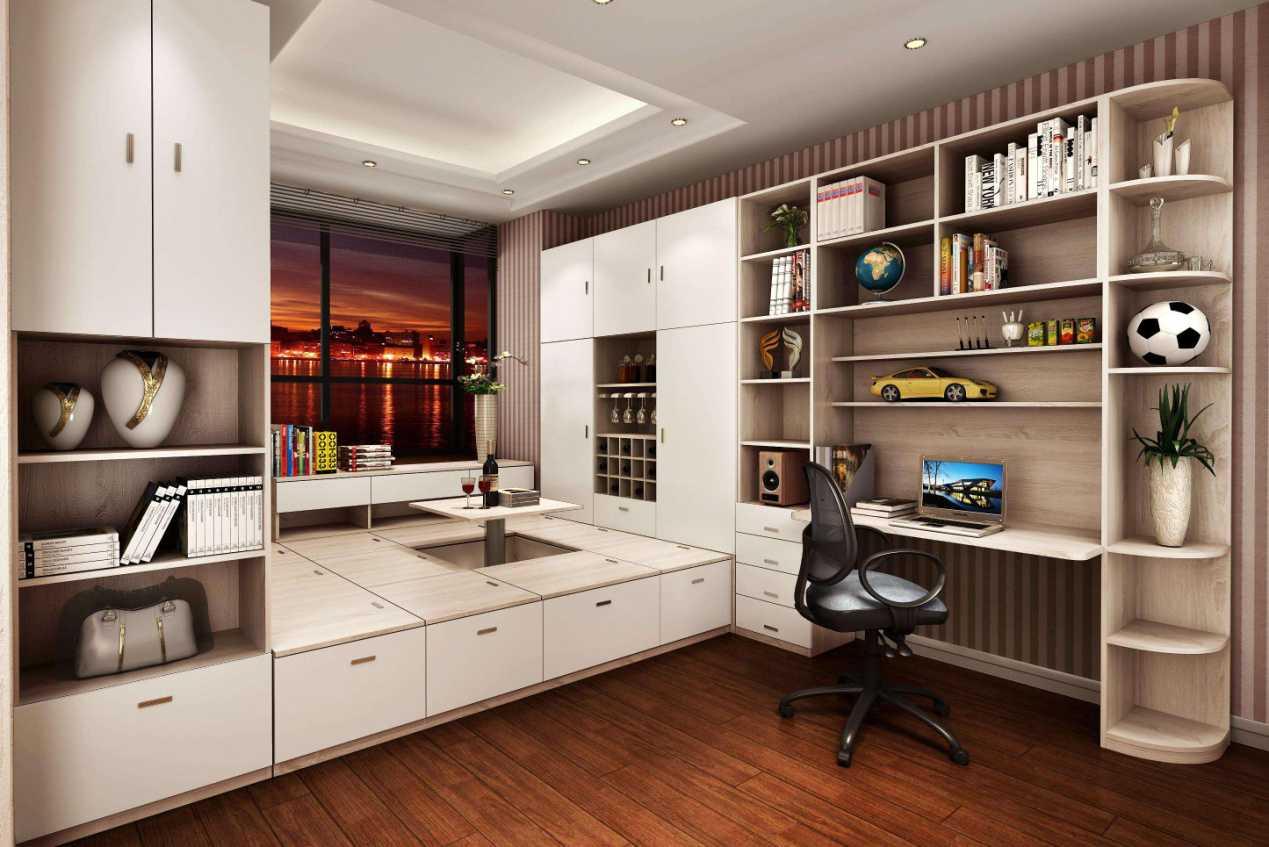 榻榻米是一个新型的、备瞩目的家具,其安装自然也不容易。