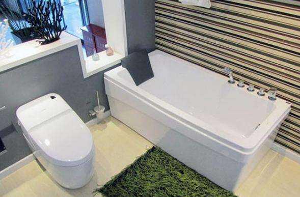 对于卫浴安装大家最关注什么?聪明人都看这两点。