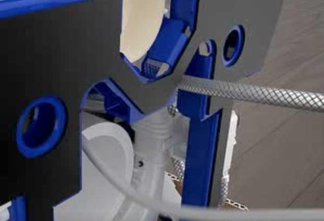 吉博力智能马桶正确的安装方法,老师傅多年经验总结