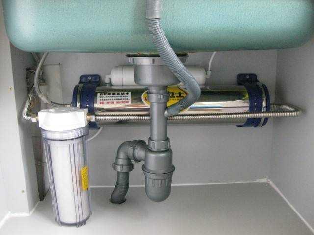 你不知道立升净水器安装方法,现在收藏还不晚