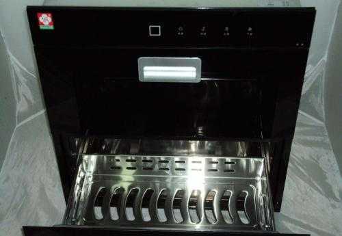 嵌入式消毒柜大小尺寸和安装注意事项