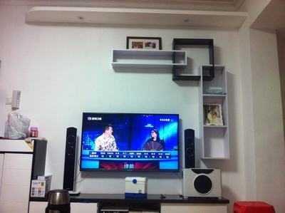 电视墙隔板安装,过程操作文章里都写得很清楚。