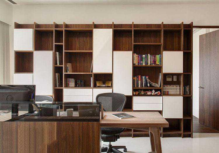 书柜安装步骤,针对不同类型的书柜来支招!