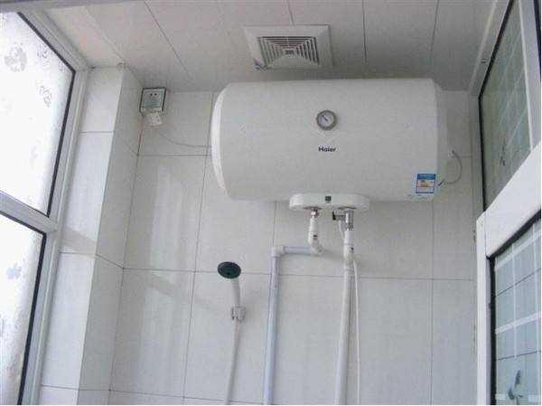 电热水器安装安全问题,要按照正确的安装顺序操作!