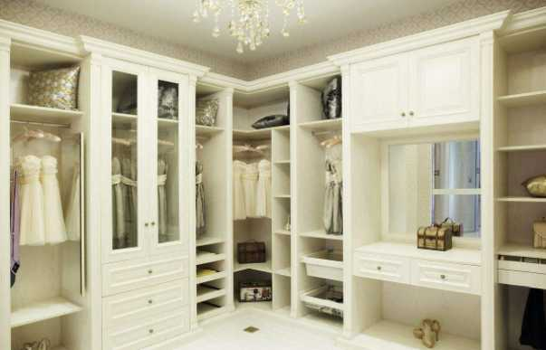衣柜安装流程有哪些?施工验收又有怎样的标准?
