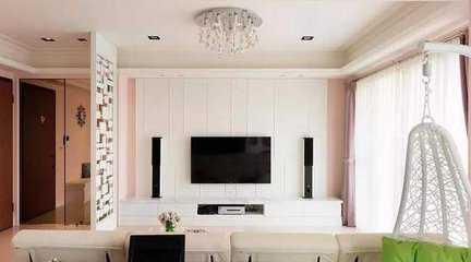 您家的挂墙电视是如何安装的?