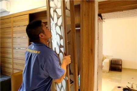 衣柜安装的注意事项,自己在家也能安装!