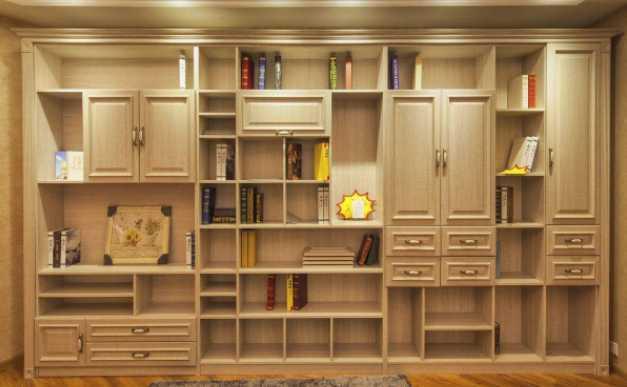 不同类型的书柜安装步骤,重要细节被忽略了