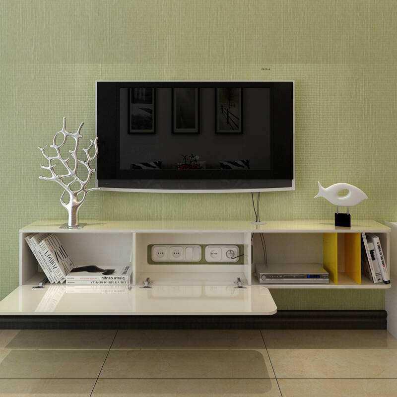 壁挂电视机柜安装方法,既美观又节省空间