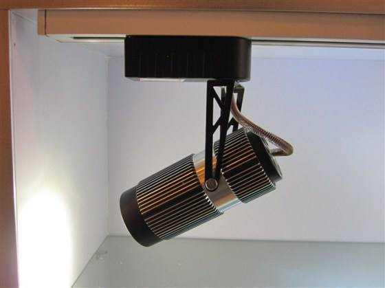 建材小知识分享:轨道灯的安装方法