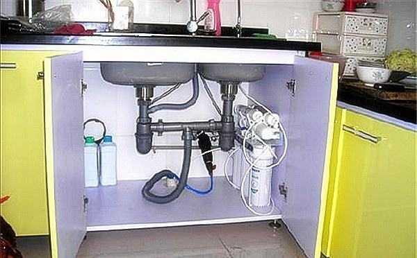 净水器安装在哪个地方最合适?
