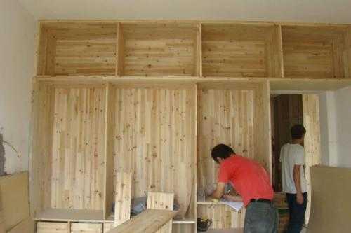 适合做面板家具安装的3大安装步骤