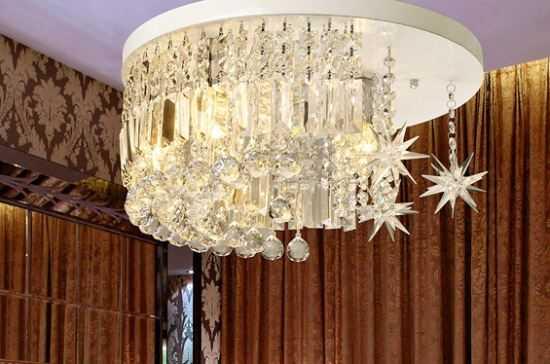 高端大气的吊灯安装方法,简单又实用!