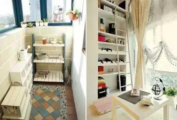 收藏!收纳强又省空间的储物柜安装方法