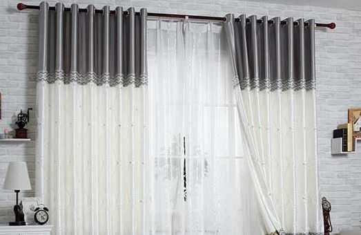 刚买了窗帘如何安装?窗帘安装和安装注意事项