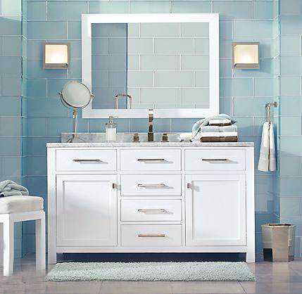 健康时尚的选择,浴室柜安装详细步骤