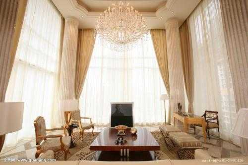 窗帘搭配   纯色窗帘如何选择颜色?看大师怎么说。