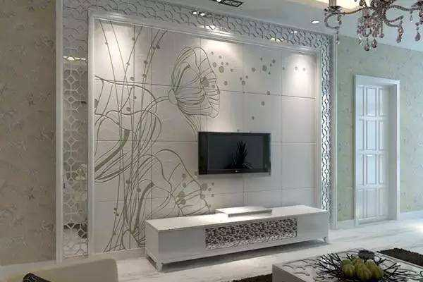 原来电视背景墙要这样装,设计师为您支招