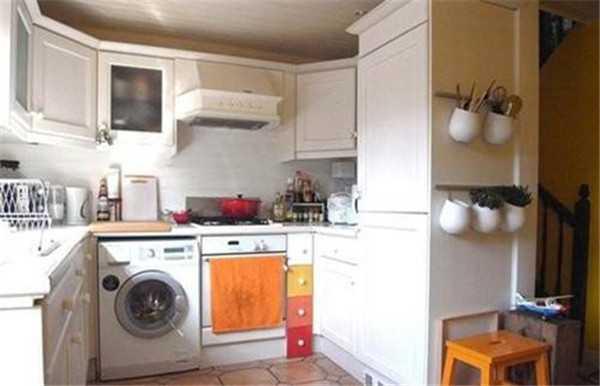 5大厨房装修技巧,让小厨房瞬间变大厨房