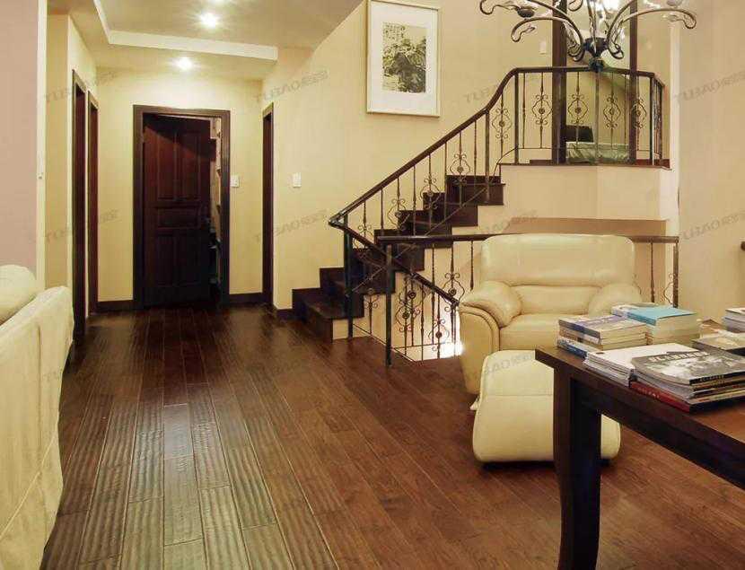 家具搭配中如何搭配地板是整个环境更和谐?