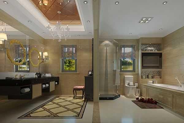 想要浴室用得久,装修时就必须考虑这10个方面!
