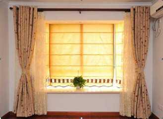 装修窗帘正确应该是这样,搞错的赶紧改过来!