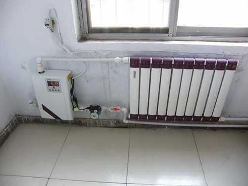 家庭土暖气安装的5个步骤,老师傅都未必全懂