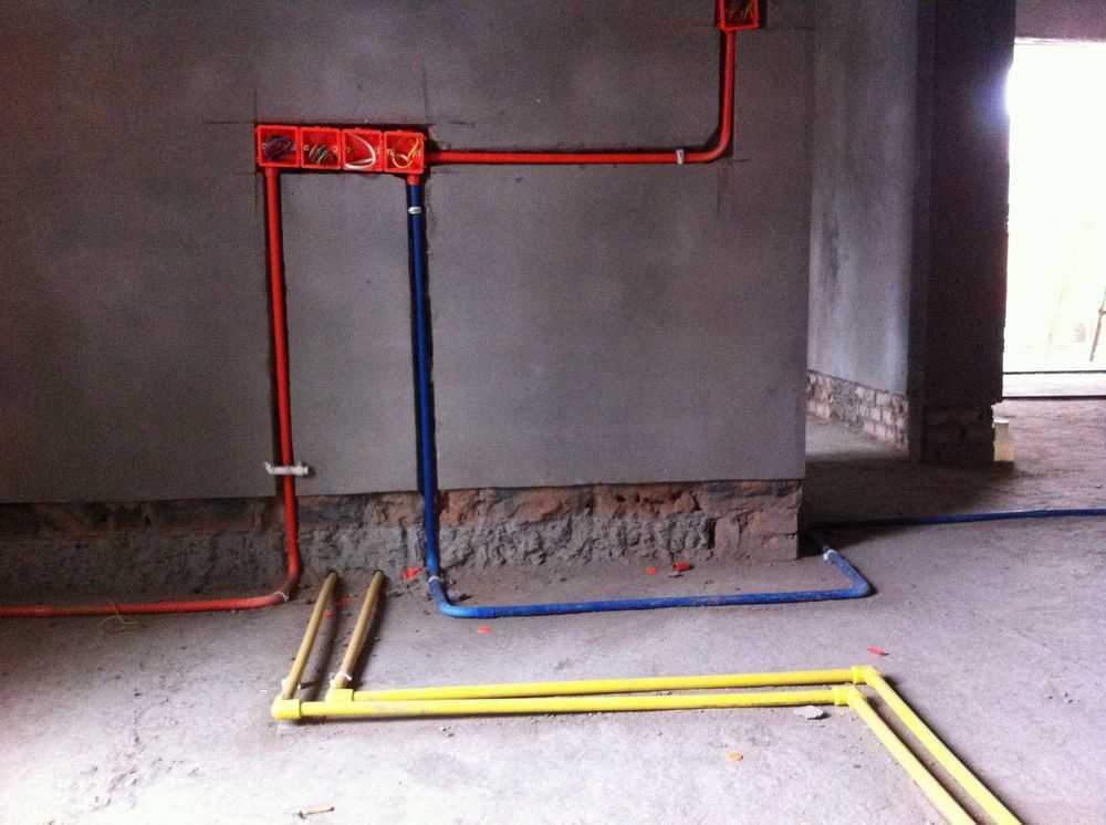 水管安装与水电验收都很重要,不能马虎了事。