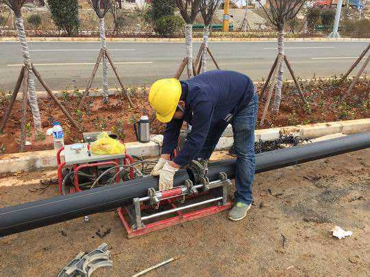 天然气管道安装时,要慎重注意这5点。