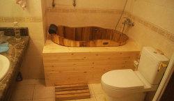 实木沐浴桶选择哪个品牌更好?又该如何安装?