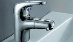 水龙头安装也是技术活,看看单水龙头怎么安装